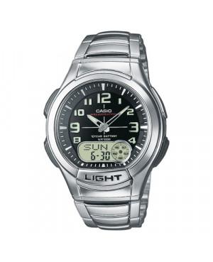 Sportowy zegarek męski Casio Collection AQ-180WD-1BVES (AQ180WD1BVES)