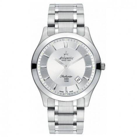 Klasyczny zegarek męski Atlantic Seahunter 71365.41.21 (713654121)
