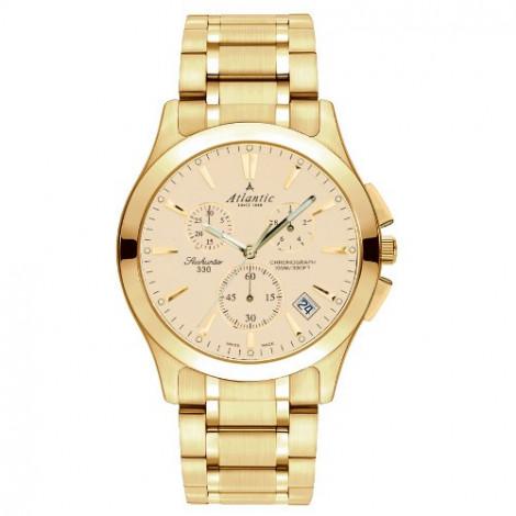 Sportowy zegarek męski Atlantic Seahunter 330 71465.45.31 (714654531)