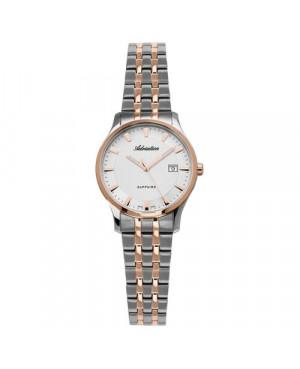 Szwajcarski, zegarek damski ADRIATICA A3158.R113Q (A3158R113Q).