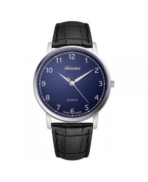 Szwajcarski, elegancki zegarek męski ADRIATICA A1287.5225Q (A12875225Q).