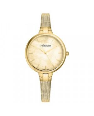 Szwajcarski, biżuteryjny zegarek damski ADRIATICA A3714.116SQ (A3714116SQ)