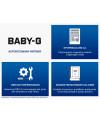 Zegarek damski Casio BABY-G BGS-100-7A1ER