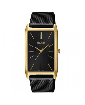 Klasyczny zegarek damski Casio Collection LTP-E156MGB-1AEF (LTPE156MGB1AEF)