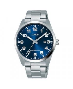 Klasyczny zegarek męski LORUS RG263NX-9 (RG263NX9)