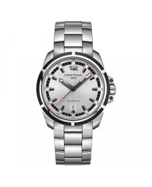Szwajcarski, sportowy zegarek męski CERTINA DS Furious C011.410.21.037.00 (C0114102103700)