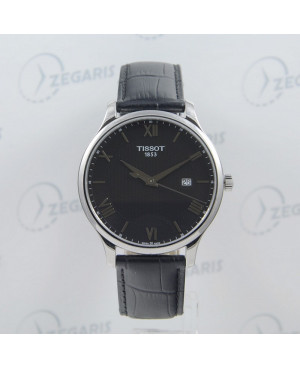 Szwajcarski zegarek Tissot Tradition T063.610.16.058.00 męski Rzeszów