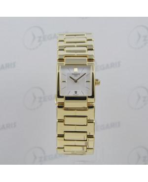 Szwajcarski zegarek damski Tissot T02 T090.310.33.111.00 Zegaris Rzeszów