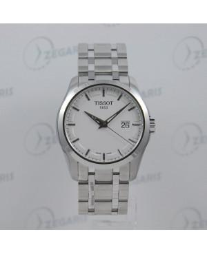 Szwajcarski zegarek Tissot Couturier T035.410.11.031.00 męski Rzeszów