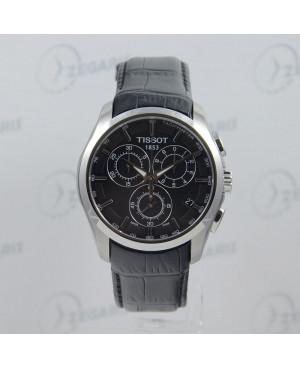 Szwajcarski zegarek męski Tissot Couturier T035.617.16.051.00 Zegaris Rzeszów