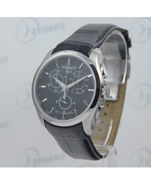 Szwajcarski zegarek Tissot Couturier T035.617.16.051.00 męski Rzeszów
