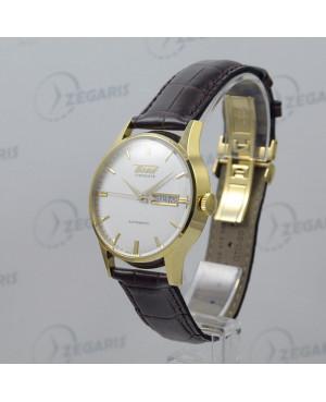 Szwajcarski zegarek Tissot Visodate z linii Heritage T019.430.36.031.01 męski Rzeszów