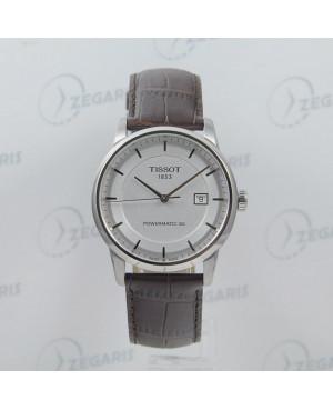 Szwajcarski zegarek Tissot Luxury T086.407.16.031.00 męski Rzeszów