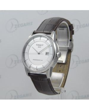 Zegarek Tissot Luxury T086.407.16.031.00 szwajcarski, męski Rzeszów