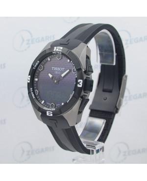 Szwajcarski zegarek TISSOT T-TOUCH EXPERT SOLAR T091.420.47.051.00 męski Rzeszów