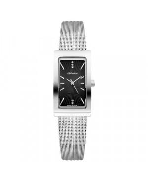 Szwajcarski, elegancki zegarek damski ADRIATICA A3707.5114Q (A37075114Q)