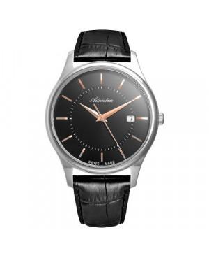 Szwajcarski, elegancki zegarek męski ADRIATICA A1279.52R6Q (A127952R6Q)