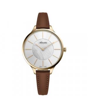 Szwajcarski, elegancki zegarek damski ADRIATICA A3633.121FQ (A3633121FQ).