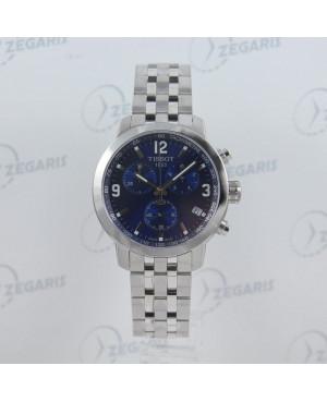Szwajcarski zegarek męski Tissot PRC200 T055.417.11.047.00 Zegaris Rzeszów