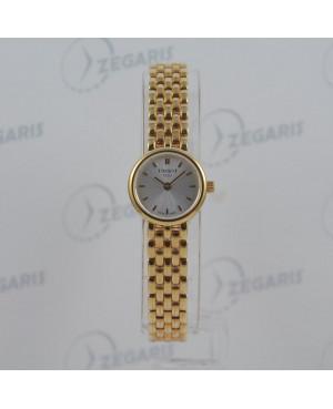 Szwajcarski zegarek damski Tissot Lovely T058.009.33.031.01 (T0580093303101) z szafirowym szkłem
