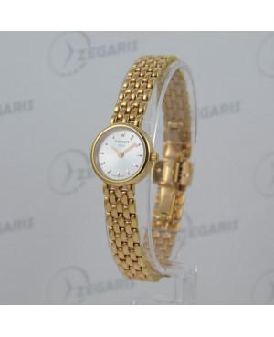 Szwajcarski zegarek damski Tissot Lovely T058.009.33.031.01 (T0580093303101) biżuteryjny