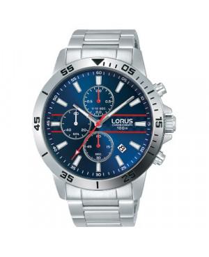 Sportowy zegarek męski LORUS RM309FX-9 (RM309FX9)