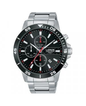 Sportowy zegarek męski LORUS RM305FX-9 (RM305FX9)