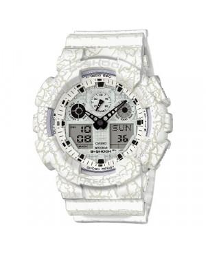 CASIO GA-100CG-7AER Sportowy zegarek CASIO G-Shock