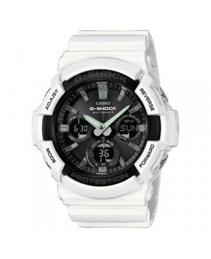 Sportowy zegarek męski Casio G-SHOCK GAW-100B-7AER (GAW100B7AER)