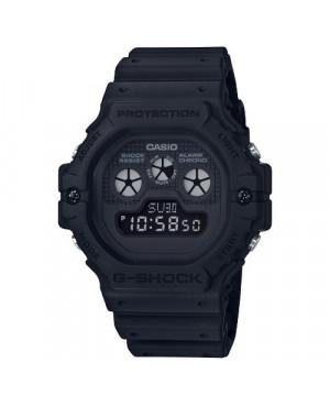 Sportowy zegarek męski CASIO G-Shock DW-5900BB-1ER (DW5900BB1ER)