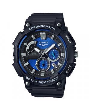 Sportowy zegarek męski Casio Collection MCW-200H-2AVEF (MCW200H2AVEF)