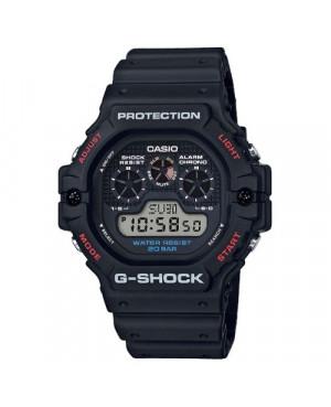 Sportowy zegarek męski CASIO G-Shock DW-5900-1ER (DW59001ER)