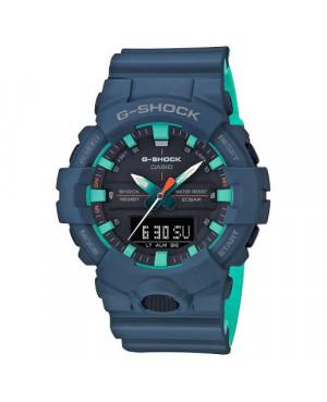 Sportowy zegarek męski Casio G-SHOCK GA-800CC-2AER (GA800CC2AER)