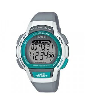 Sportowy zegarek dziecięcy Casio Collection LWS-1000H-8AVEF (LWS1000H8AVEF)