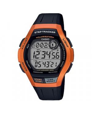 Sportowy zegarek męski Casio Collection WS-2000H-4AVEF (WS2000H4AVEF)