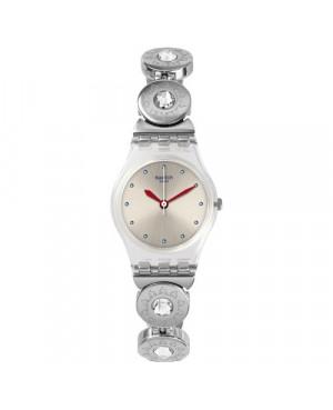 Modowy zegarek damski SWATCH Originals Lady LK375G L'INATTENDUE szwajcarski
