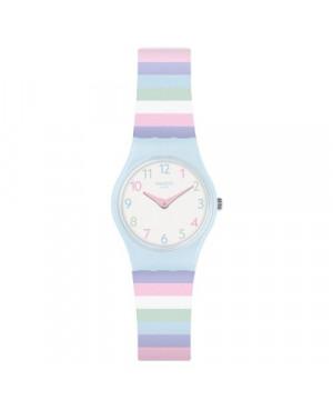 Szwajcarski, modowy zegarek damski SWATCH Originals Lady LL121 PASTEP