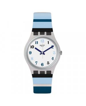 SWATCH GE275 NIGHT SKY zegarek szwajcarski modowy na pasku