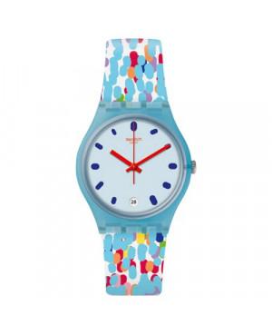 Modowy zegarek damski SWATCH Originals Gent GS401 PRIKKET