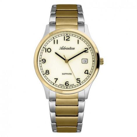 ADRIATICA A1267.2121Q Klasyczny zegarek męski