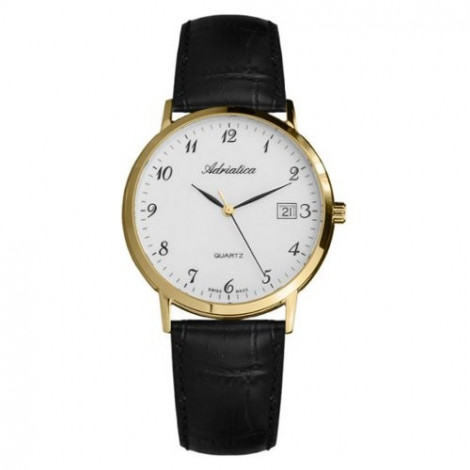 ADRIATICA A1243.1223QS Elegancki zegarek męski