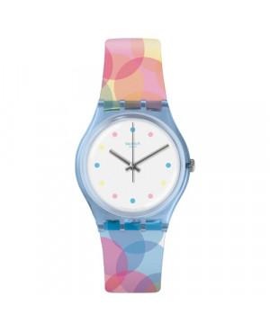 Modowy zegarek damski SWATCH Originals Gent GS159 TRANSFORMATION BORDUJAS