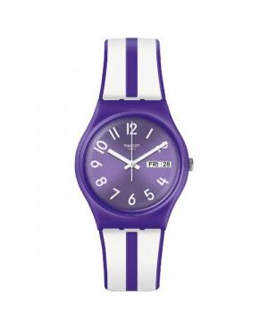 Modowy zegarek damski SWATCH Originals Gent GV701 NUORA GELSO