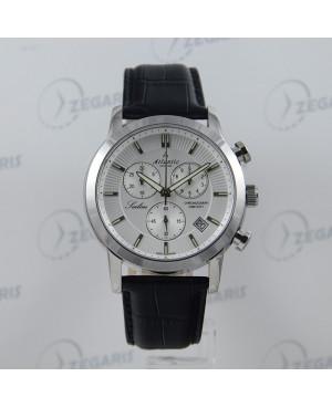 Szwajcarski zegarek męski Atlantic Sealine 62450.41.21 (624504121) Zegaris Rzeszów