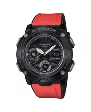 CASIO GA-2000E-4ER Sportowy męski zegarek Casio G-SHOCK