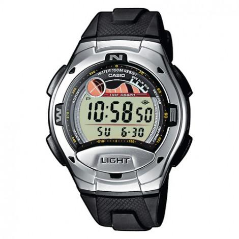 Sportowy zegarek męski Casio Collection W-753-1AVES (W7531AVES)