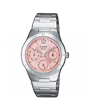 Klasyczny zegarek damski Casio Collection LTP-2069D-4AVEF (LTP2069D4AVEF)