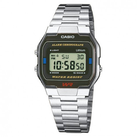 Sportowy zegarek Casio Collection A163WA-1QES (A163WA1QES)