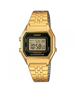 Sportowy zegarek damski Casio Vintage LA680WEGA-1ER (LA680WEGA1ER)