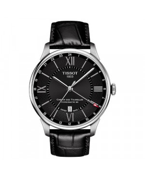 TISSOT T099.429.16.058.00 Chemin des Tourelles Powermatic 80 GMT (T0994291605800)